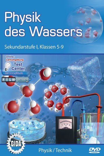 Physik des Wassers - GIDA