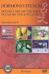 Hormonsystem III - Molekulare Grundlagen; Praxis bei Tier ... - GIDA