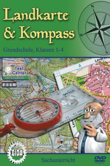 Landkarte & Kompass - GIDA