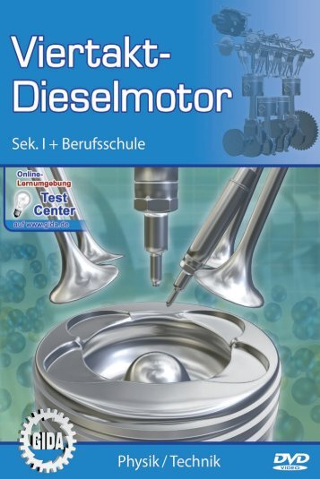 Viertakt-Dieselmotor - GIDA