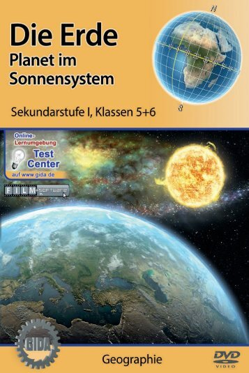 Die Erde - Planet im Sonnensystem - GIDA