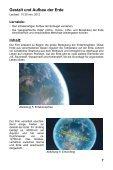 Die Erde - Planet im Sonnensystem - GIDA - Seite 7