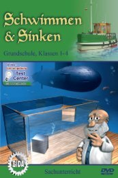 Schwimmen und Sinken - GIDA