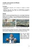 Schwimmen und Sinken - GIDA - Seite 7
