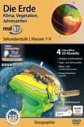 Die Erde – Klima, Vegetation, Jahreszeiten – real3D - GIDA