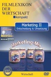 Marketing II - Entscheidung und Umsetzung - GIDA