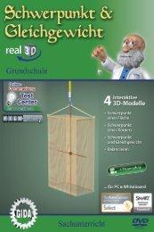 Schwerpunkt & Gleichgewicht – real3D - GIDA