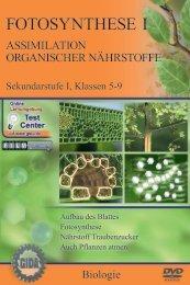 Fotosynthese I - Assimilation organischer Nährstoffe - GIDA