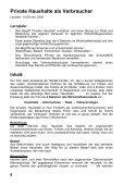 Private Haushalte im Wirtschaftskreislauf  - GIDA - Seite 6