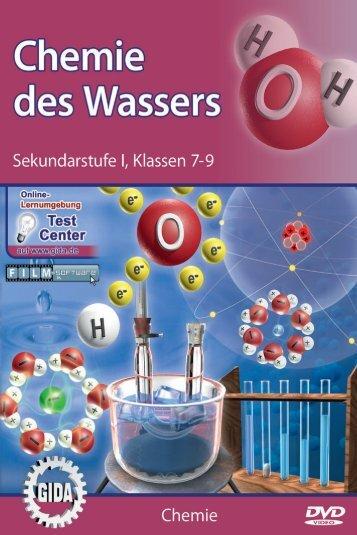 Chemie des Wassers - GIDA