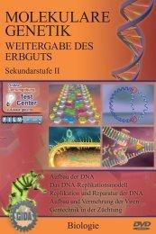 Molekulare Genetik - Erbgut - GIDA