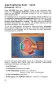 Auge & optischer Sinn I - real3D - GIDA - Seite 2