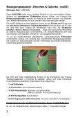 Bewegungsapparat - Knochen und Gelenke - real3D - GIDA - Seite 2