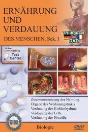 Ernährung und Verdauung des Menschen (Trilingual) - GIDA