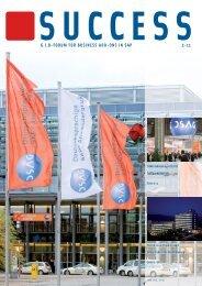 G.I.B Kundenzeitschrift SUCCESS 2-11