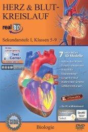 Herz & Blutkreislauf – real3D - GIDA