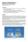 Gewinn, Verlust & Insolvenz - GIDA - Seite 5