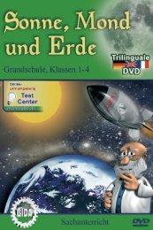 Sonne, Mond und Erde (Trilingual) - GIDA