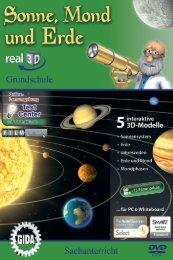 Sonne, Mond und Erde - real3D - GIDA
