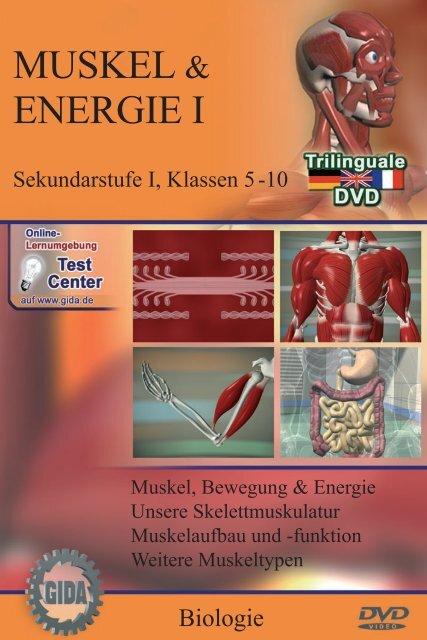 Muskel und Energie I (Trilingual) - GIDA