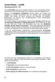 Unser Körper - real3D - GIDA - Seite 2