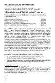 Globalisierung und Weltwirtschaft - GIDA - Page 2