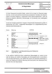9 Geotechnische Messungen im Deponiebau - Geotechnisches ...