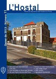 Gener de 2013 - Ajuntament dels Hostalets de Pierola
