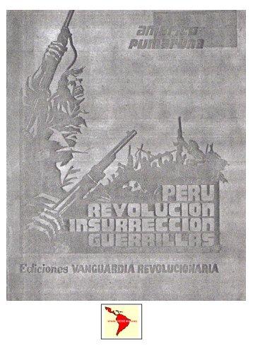 Pumaruna - Centro de Documentación de los Movimientos Armados