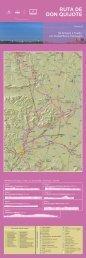 Ruta de Don Quijote. Tramo 8 - Turismo Castilla-La Mancha