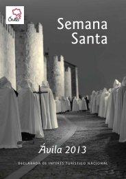 Revista Junta Semana Santa Avila 2013.pdf - Ávila