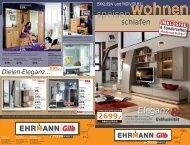 Finanzierung Einrichtungshaus Ehrmann