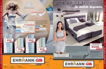 schlafkomfort magazine. Black Bedroom Furniture Sets. Home Design Ideas