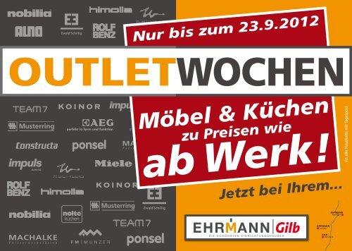 Möbel U0026 Küchen Zu Preisen Wie Ab Werk!   Einrichtungshaus Ehrmann
