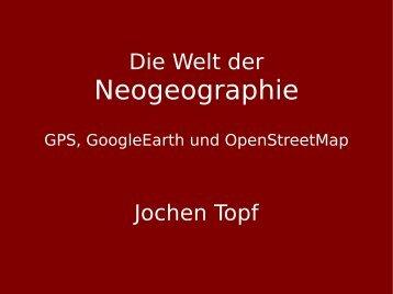 Die Welt der - Geofabrik