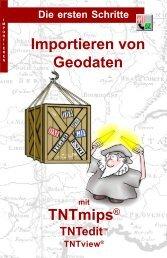 Geodaten importieren - MicroImages, Inc.