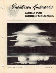 IA Curso Biblico Corr - Herbert W. Armstrong Library and Archives