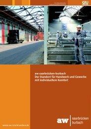 Broschüre - AW-Hallen Burbach