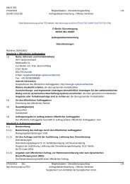 Bekanntmachung (PDF, 151 KB) - GKV-Spitzenverband