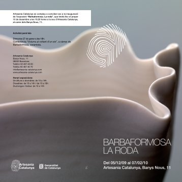 Exposició: Barbaformosa La Roda - CCAM