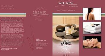 Unsere Wellness-Angebote - Hotel Aramis