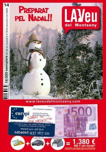 PreParat Pel Nadal!! - La Veu del Montseny
