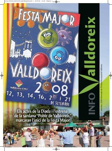 Informatiu de l'Entitat Municipal de Valldoreix