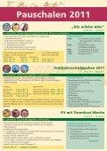 Pauschalen 2011 - Arterhof - Seite 3
