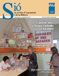 Novembre - Revista Sió