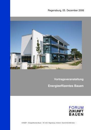 Architekten Landshut flyer graf architekten landshut
