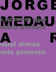 JORGE MEDAUAR - O Homem que Sabia - Emanuel Pimenta