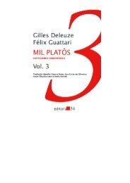 Mil Platôs. Vol 3