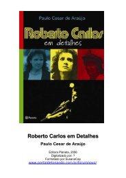 Roberto Carlos em Detalhes - Teste teste teste teste teste teste teste ...