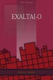 Exaltai-o (1988) - Centro de Pesquisas Ellen G. White